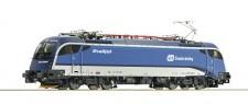 Roco 70487 CD Railjet E-Lok Rh 1216 Ep.6