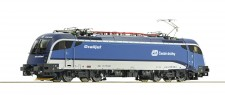Roco 70488 CD Railjet E-Lok Rh 1216 Ep.6