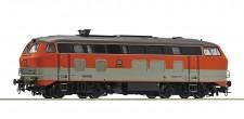 Roco 70749 DB Diesellok BR 218.1 Ep.4