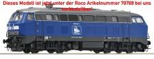 Roco 70754 Press Diesellok BR 218 054-3 Ep.6