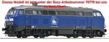 Roco 70755 Press Diesellok BR 218 054-3 Ep.6