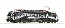 Roco 71927 Rail Force One E-Lok BR 193 Ep.6