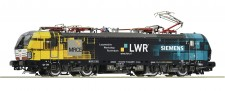 Roco 71942 MRCE LWR E-Lok BR 193 Ep.6