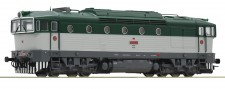 Roco 72051 CSD Diesellok T478.3 Ep.4