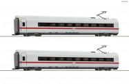 Roco 72097 DBAG Zwischenwagen-Set BR 407 2-tlg Ep.6