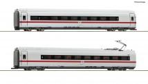 Roco 72098 DBAG Zwischenwagen-Set BR 407 2-tlg Ep.6