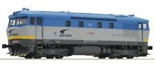 Roco 72969 ZSSK Diesellok Rh 752 Ep.6
