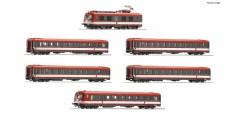 Roco 73058 ÖBB Triebzug Rh 4010 6-tlg Ep.5