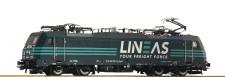 Roco 73214 LINEAS E-Lok BR 186 Ep.6