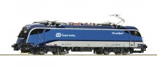 Roco 73219 CD Railjet E-Lok Rh 1216 Ep.6