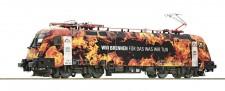 Roco 73229 TX Logistik E-Lok 182 572 Ep.6