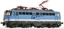 Roco 73479 Grampet Cargo E-Lok Rh 1142 Ep.6
