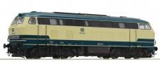 Roco 73726 DB Diesellok BR 218 Ep.4