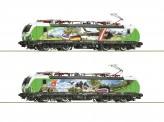 Roco 73952 SETG E-Lok BR 193 'Alpen'  Ep.6