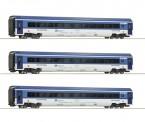 Roco 74067 CD Railjet Ergänzungs-Set 3-tlg Ep.6