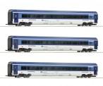 Roco 74068 CD Railjet Ergänzungs-Set 3-tlg Ep.6
