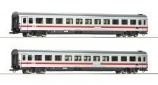 Roco 74089 DB AG Personenwagen-Set 2-tlg. Ep.6