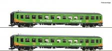 Roco 74090 FLIXTRAIN Personenwagen-Set 2-tlg. Ep.6