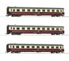 Roco 74095 DB Personenwagen-Set 3-tlg.Ep.4