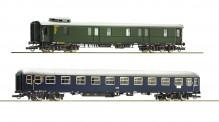 Roco 74098 DB Personenwagen-Set 2-tlg. Ep.3