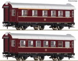 Roco 74124 DB Personenwagen-Set 2-tlg Ep.3