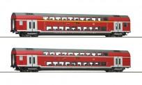 Roco 74148 DBAG Doppelstockwagen 2.Kl. Ep.6