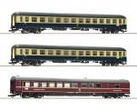Roco 74181 DB Personenwagen-Set 3-tlg. J.Strauß #1
