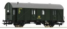 Roco 74418 DB Bahnpostwagen 2-achs. Ep.3