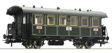 Roco 74901 K.Bay.Sts.B. Personenwagen 3.Kl. Ep.1