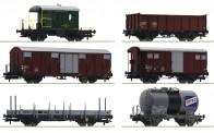 Roco 76051 SBB Güterwagen Set 6-tlg. Ep.4