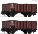 Roco 76061 SNCB Güterwagen-Set 2-tlg. Ep.3
