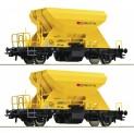 Roco 76154 SBB Schotterwagen-Set 2-tlg Ep.6