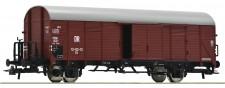 Roco 76308 DR gedeckter Güterwagen Ep.3/4
