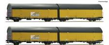 Roco 76408 ARS Autotransportwagen-Set 2-tlg. Ep 6