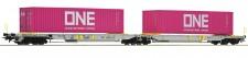 Roco 76426 AAE ONE Doppeltaschenwagen Ep.6