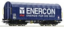 Roco 76448 Enercon Schiebeplanenwagen Ep.6