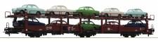 Roco 76458 DB Autotransportwagen 3-achs. Ep.4