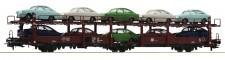 Roco 76459 DB Autotransportwagen 3-achs. Ep.4
