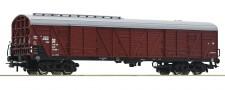 Roco 76553 DR gedeckter Güterwagen 4-achs. Ep.4