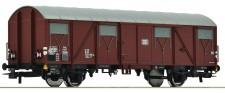 Roco 76615 DB gedeckter Güterwagen m Schlussl. Ep.4