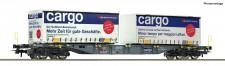 Roco 76622 SBB Cargo Containertragwagen 4-achs Ep.6
