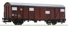Roco 76674 DB gedeckter Güterwagen 2-achs Ep.3