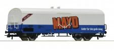 Roco 76710 DSB Mayo Kühlwagen 2-achs Ep.4
