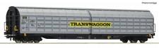 Roco 76738 Transwaggon Schiebewandwagen Ep.6