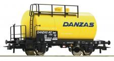 Roco 76780 DB Danzas Kesselwagen  2-achs. Ep.4