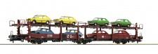 Roco 76834 DB Autotransportwagen Ep.4
