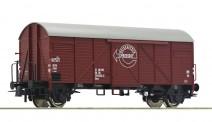 Roco 76836 DR gedeckter Güterwagen 2-achs Ep.4