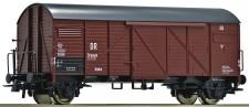 Roco 76837 DRB Gedeckter Güterwagen Ep.2