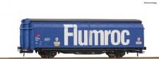Roco 76874 SBB Flumroc Schiebewandwagen Ep.5