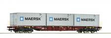 Roco 76918 CD Containerwagen 4-achs Ep.6
